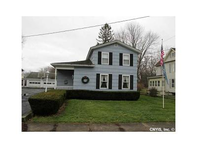 Waterloo NY Single Family Home A-Active: $79,900