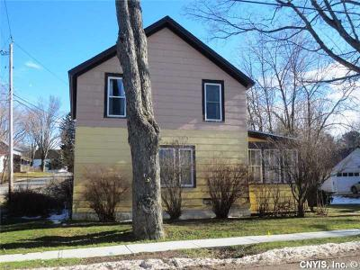 Wilna NY Single Family Home A-Active: $60,000