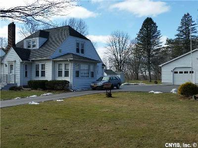 Vernon NY Single Family Home Sold: $136,000