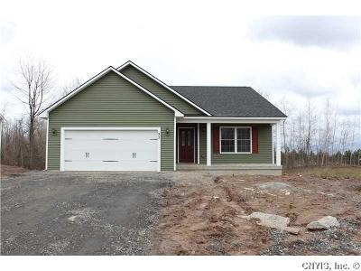 Single Family Home A-Active: Lot 62 White Chapel Road