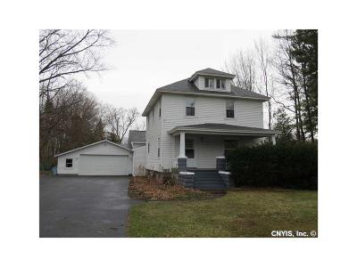 Vernon NY Single Family Home Sold: $146,000