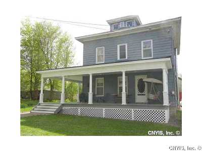 Single Family Home Sold: 9841 State Route 812