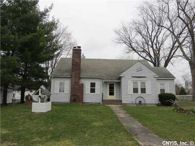 Vernon NY Single Family Home Sold: $127,094
