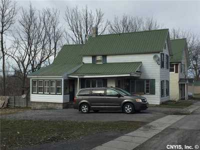 Watertown-City NY Single Family Home Sold: $79,900