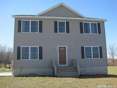 Jefferson County Single Family Home A-Active: 12366 Nys Route 178