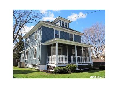 Oneida-Inside NY Single Family Home Sold: $155,000