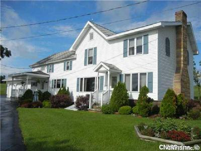 Single Family Home Sold: 7555 State Route 12