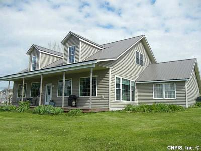 Single Family Home Sold: 6612 State Route 26