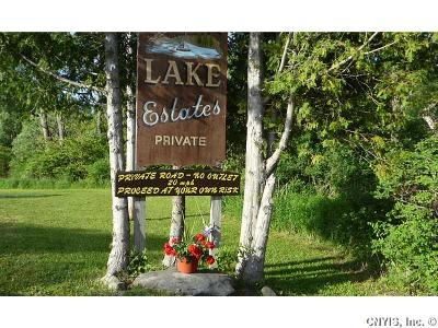 Residential Lots & Land A-Active: Trestle Lake Drive