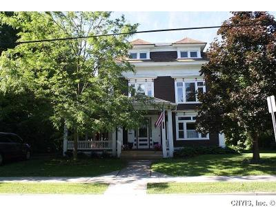 Watertown-city Single Family Home A-Active: 133 Ten Eyck Street