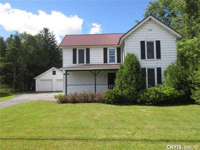 Single Family Home S-Closed/Rented: 34116 State Route 3