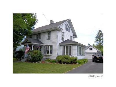 Watertown-City NY Single Family Home sold: $177,900