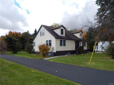 Single Family Home S-Closed/Rented: 33806 State Route 3