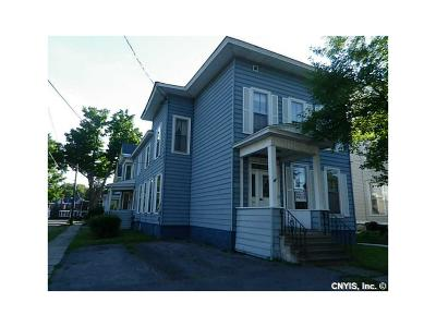 Multi Family 2-4 Sold: 414/361 Franklin St/Keyes Avenue