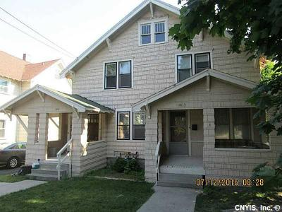Watertown-City NY Multi Family 2-4 P-Pending Sale: $169,900