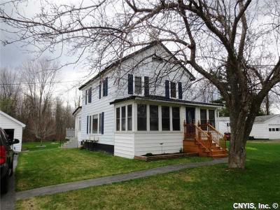 Wilna NY Single Family Home For Sale: $132,500