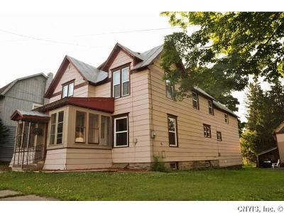 Single Family Home Sale Pending: 6337 East Main Street