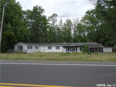 Single Family Home U-Under Contract: 515 County Route 12