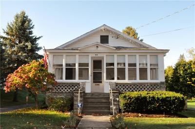 Champion NY Single Family Home Sold: $107,000