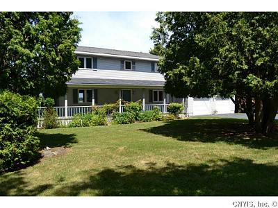St Lawrence County Single Family Home A-Active: 3 Sunset Lane/Prvt