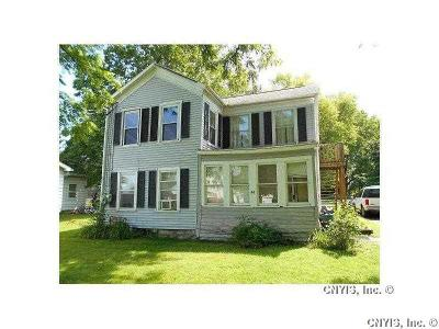 Waterloo NY Multi Family 2-4 A-Active: $64,900