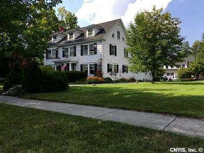 Watertown-city Single Family Home A-Active: 252 Paddock Street