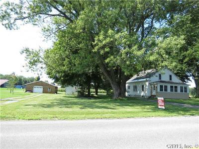 Single Family Home S-Closed/Rented: 4674 Senn Road