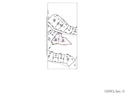 Alexandria NY Residential Lots & Land A-Active: $115,000