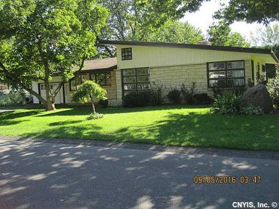 Vernon NY Single Family Home Sold: $129,900