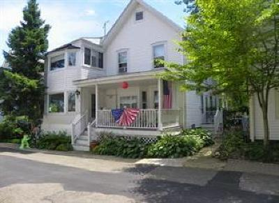 Chautauqua Institution Single Family Home For Sale: 5 Bowman Avenue