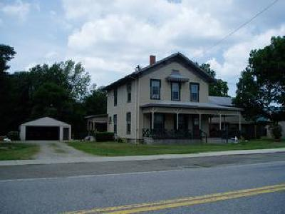 Frewsburg NY Single Family Home Pending: $125,000