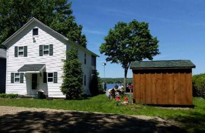 Lakewood NY Lake/Water Sold: $205,000