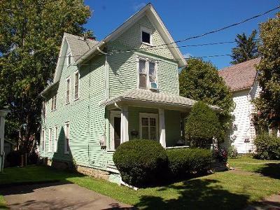 Multi Family Home For Sale: 76 Chautauqua Ave