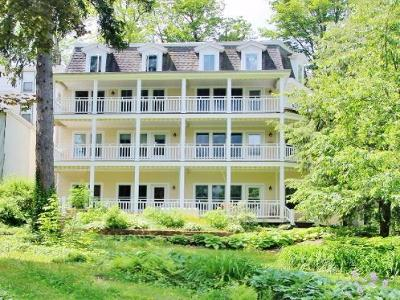 Chautauqua Institution Condo/Townhouse For Sale: 5 South Terrace #B