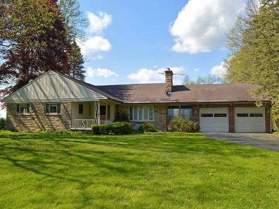 Jamestown Single Family Home For Sale: 464 Hunt Rd