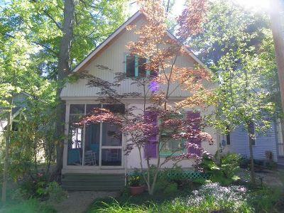 Chautauqua Institution Single Family Home For Sale: 41 Cookman Avenue