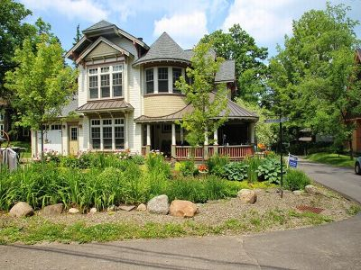Chautauqua Institution Single Family Home For Sale: 36 Hurst