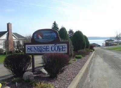 Ashville Lake/Water For Sale: Lot #39 Sunrise Cove
