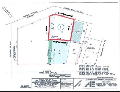 Chautauqua Institution Residential Lots & Land Pending: 7 Thompson - Part Of 12 Whitfield