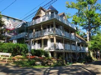 Chautauqua Institution Multi Family Home For Sale: 4 Vincent