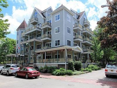 Chautauqua Institution Condo/Townhouse For Sale: 1 Pratt Ave #414