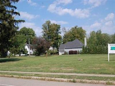 Chautauqua County Residential Lots & Land For Sale: School House Square