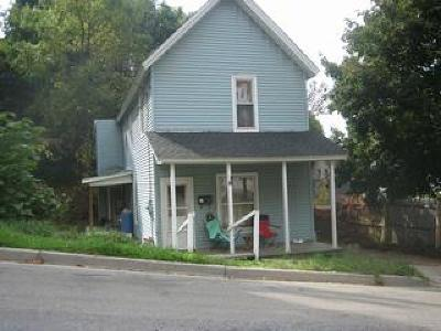 Jamestown Single Family Home For Sale: 32 English