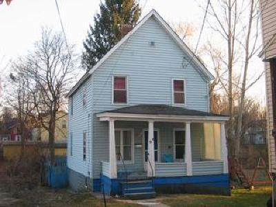 Jamestown Single Family Home For Sale: 21.5 W. 11th St