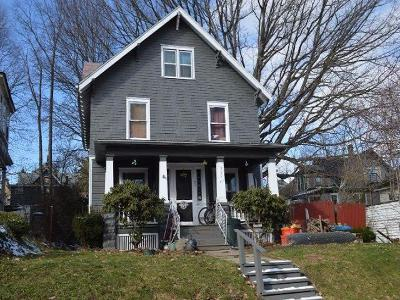 Jamestown Single Family Home For Sale: 351 Van Buren St
