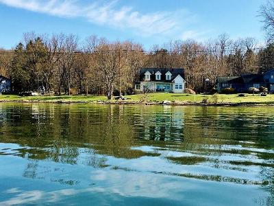 Chautauqua County Lake/Water For Sale: 3329 Route 430