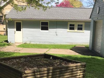 Jamestown NY Single Family Home For Sale: $54,900