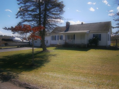 Jamestown NY Single Family Home Pending: $105,000