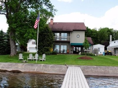 Ashville, Bemus Point, Celoron, Dewittville, Greenhurst, Jamestown, Lakewood, Maple Springs, Mayville, Panama, Findley Lake, Chautauqua Institution, Clymer Lake/Water For Sale: 3084 Chautauqua Ave