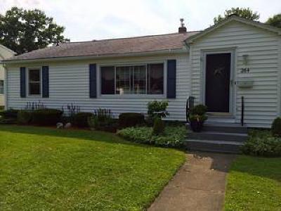 Ashville, Busti, Falconer, Frewsburg, Gerry, Jamestown, Lakewood Single Family Home For Sale: 264 Sampson Street